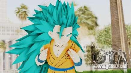 Dragon Ball Xenoverse Gohan Teen DBS SSGSS3 v2 for GTA San Andreas