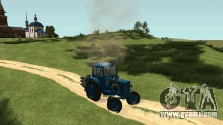 MTZ 80 Belarus for GTA San Andreas