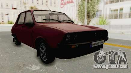 Dacia 1310 TX Realistica for GTA San Andreas