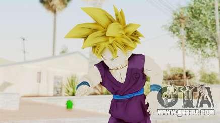 Dragon Ball Xenoverse Gohan Teen DBS SSJ1 v1 for GTA San Andreas