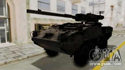 M1128 Mobile Gun System for GTA San Andreas