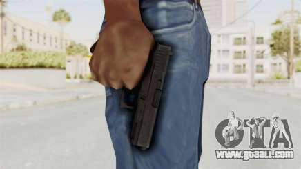 Glock 19 Gen4 for GTA San Andreas