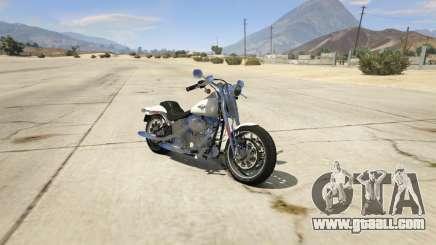 Harley-Davidson FXSTS Springer Softail for GTA 5