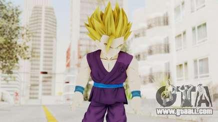 Dragon Ball Xenoverse Gohan Teen DBS SSJ2 v1 for GTA San Andreas