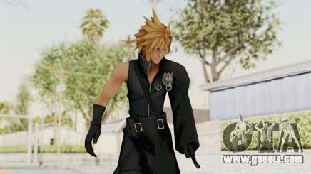 Kingdom Hearts 2 - Cloud Strife for GTA San Andreas