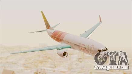 Boeing 737-8HG Air India Express for GTA San Andreas