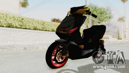 Honda Vario Concept 200CC for GTA San Andreas