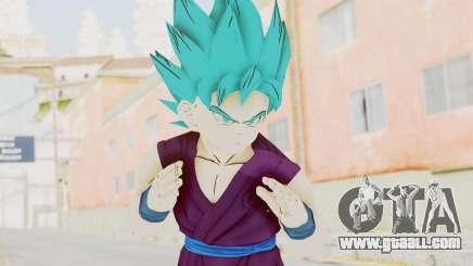 Dragon Ball Xenoverse Gohan Teen DBS SSGSS v1 for GTA San Andreas