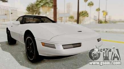 Chevrolet Corvette C4 1996 for GTA San Andreas