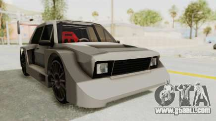 Yugo Koral Pikes Peak Beta v1.0 for GTA San Andreas