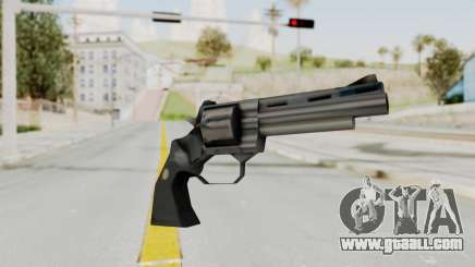 VC Python Pistol for GTA San Andreas