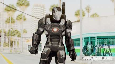 Marvel Future Fight - War Machine (Civil War) for GTA San Andreas