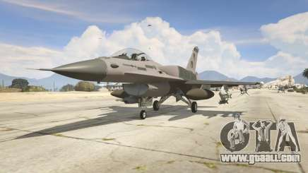F-16C Block 52 for GTA 5