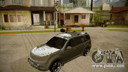 Great Wall Hover H2 2008 for GTA San Andreas