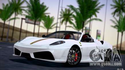 Ferrari F430 Scuderia BULKIN EDITION for GTA San Andreas