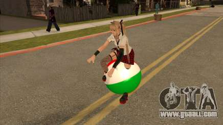 Beachball for GTA San Andreas