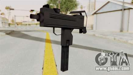 VC MAC-10 for GTA San Andreas