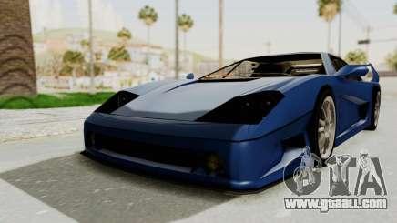 Turismo Fulmine for GTA San Andreas