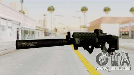 Killzone - M82 Assault Rifle Supressed for GTA San Andreas