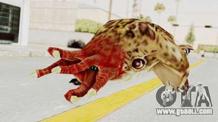 Bullsquid from Half-Life 1 for GTA San Andreas