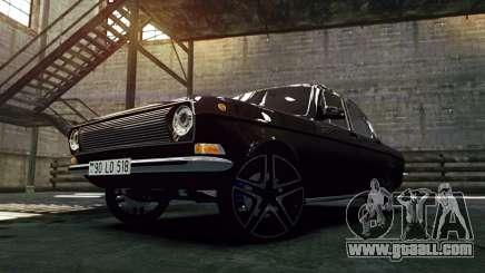 Gaz 24 Volga for GTA 4