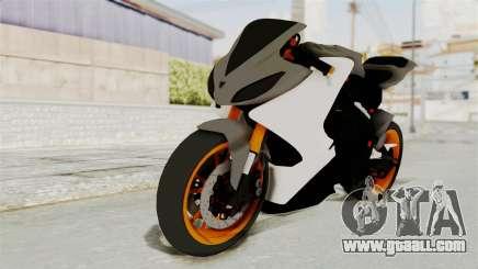 Yamaha YZF-R25 YoungMachine v2 for GTA San Andreas