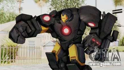 Marvel Future Fight - Hulk Buster Heavy Duty v2 for GTA San Andreas