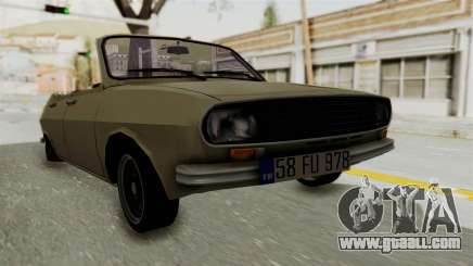 Renault 12 for GTA San Andreas