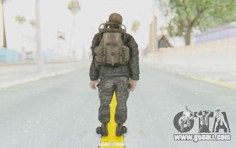 COD BO PVT Scott Vietnam for GTA San Andreas third screenshot