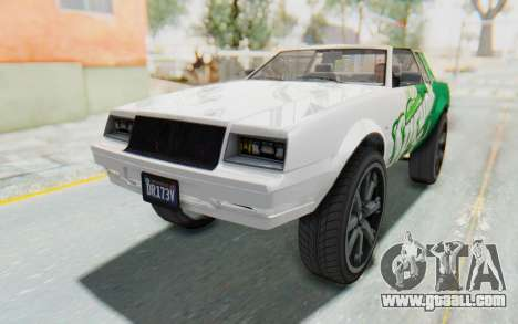 GTA 5 Willard Faction Custom Donk v1 IVF for GTA San Andreas