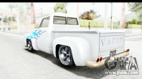 GTA 5 Vapid Slamvan without Hydro for GTA San Andreas