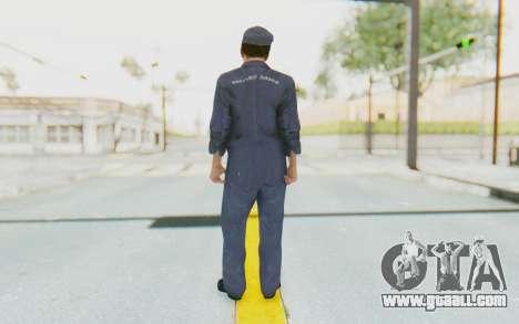 Mafia 2 - Joe Empire Arms Clothes for GTA San Andreas third screenshot