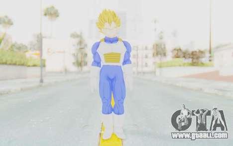 Dragon Ball Xenoverse Vegeta Android Saga SSJ for GTA San Andreas second screenshot