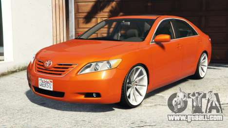 Toyota Camry V40 2008 [add-on] for GTA 5