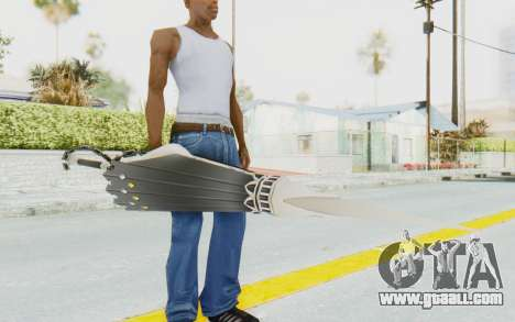 Misteltein Weapon for GTA San Andreas
