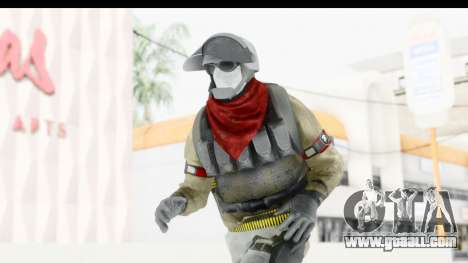 The Division Last Man Battalion - Support for GTA San Andreas