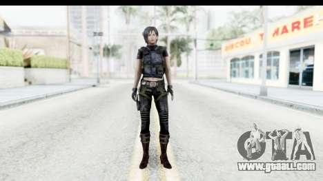 Resident Evil 4 UHD Ada Wong Assignment for GTA San Andreas second screenshot