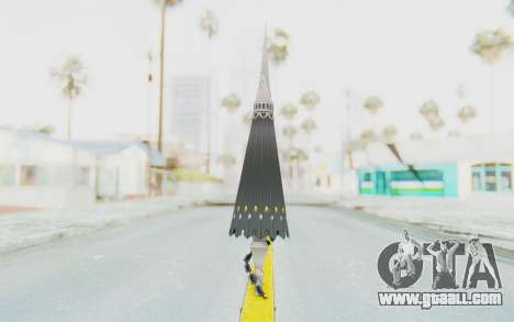 Misteltein Weapon for GTA San Andreas second screenshot