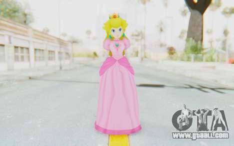 Princess Peach for GTA San Andreas second screenshot