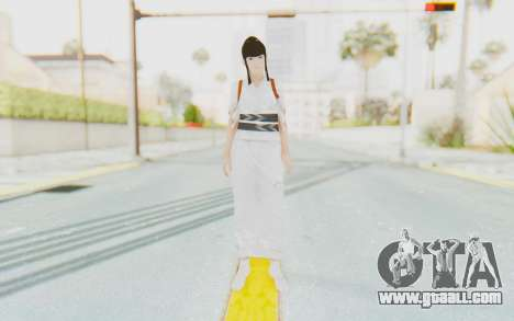 Kazumi Mishima for GTA San Andreas second screenshot