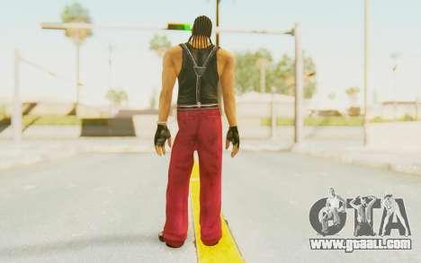 Def Jam Fight For New York - Snoop Dogg for GTA San Andreas third screenshot