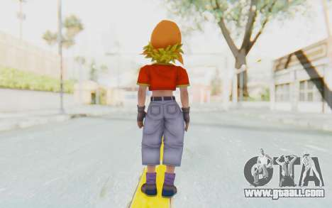 Dragon Ball Xenoverse Pan SSJ for GTA San Andreas third screenshot