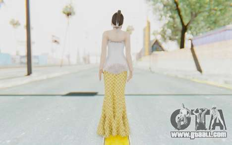Linda Meilinda Kebaya for GTA San Andreas third screenshot