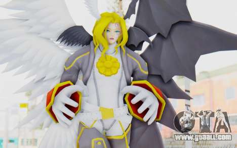 Digimon Masters Lucemon Falldown Mode for GTA San Andreas