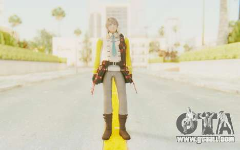 Final Fantasy XIII-2 - Hope Estheim for GTA San Andreas second screenshot