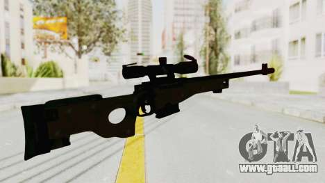 L96 for GTA San Andreas third screenshot