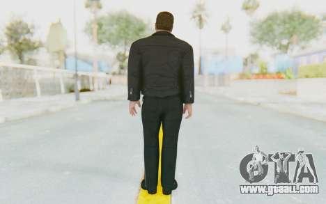 WWE2k16 Arnold Schwarzenegger Terminator for GTA San Andreas third screenshot