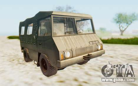 Pinzgauer 710M for GTA San Andreas
