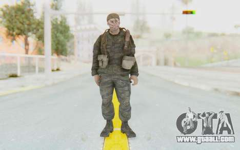 COD BO PVT Scott Vietnam for GTA San Andreas second screenshot