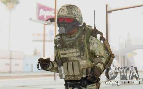 CoD AW US Marine Assault v2 Head B for GTA San Andreas